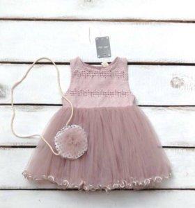 Нарядное платье новое!