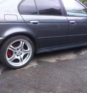 Колеса на BMW