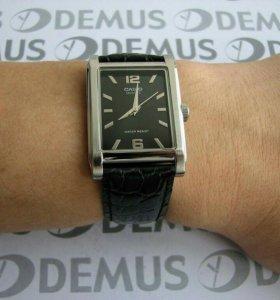 Часы Casio Стильные Кожаный Ремень MTP-1235l-1A