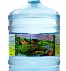Питьевая вода  19л