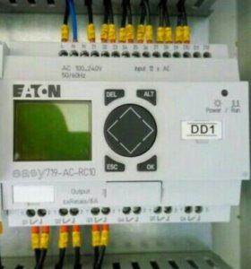 Логический модуль easy 719-ac-rc