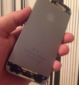 2шт iPhone 5s, 16gb, на запчасти.