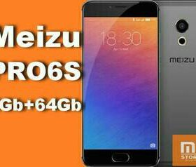 Meizu Pro 6s 4/64 Гб новые