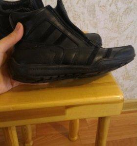 Ботинки на мальчика осень 36 размер
