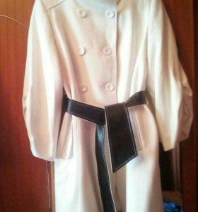 Новое пальто 50 размер