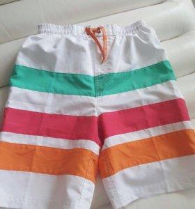 Новые шорты на мальчика 11-12 лет