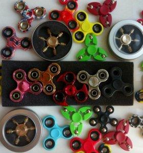 Спиннеры (hand spinner) металл/пластик