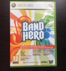 Band Hero на x-box 360