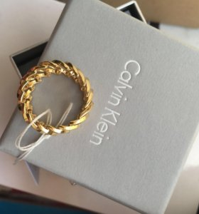Кольцо Calvin Klein