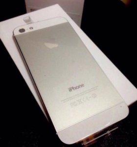 iPhone 5s на 16г