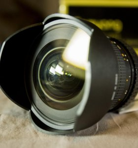 Объектив Samyang 14mm f/2.8 для Sony A