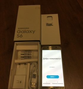 Samsung galaxy S6,32gb.