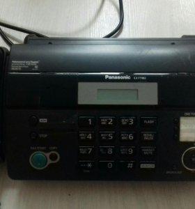 Факс МФУ Panasonic KX-FT982