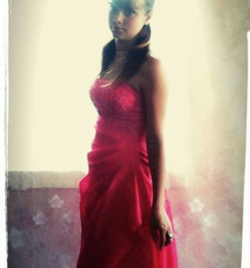 Платье выпускное вечерне