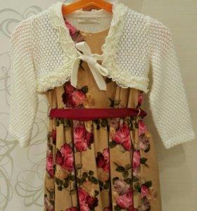 Платье + болеро Monna Lisa 92 см