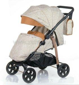 Прогулочная коляска BabyHit Versa (почти новая)