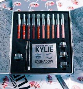 Набор Holiday box Kylie Jenner