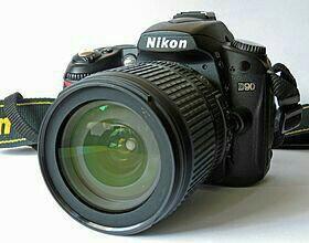 Nikon d 90+ набор объективов
