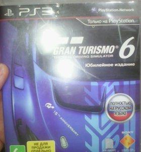 GRAN TURISMO 6 на PS3