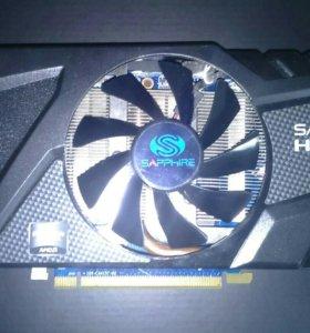 AMD Sapphire HD7770 1gb