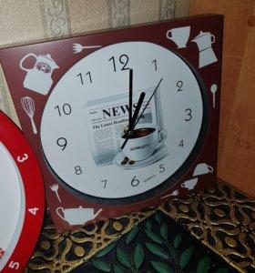 Настенные кухонные часы