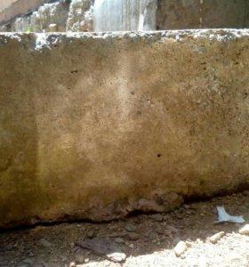 Блоки бетоные Армированые