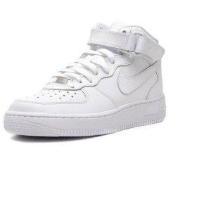Кеды кожаные Nike на 39 р