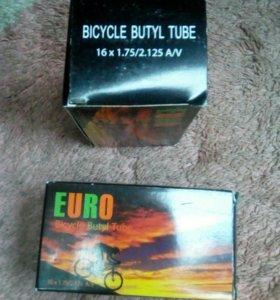 Камеры на велосипед