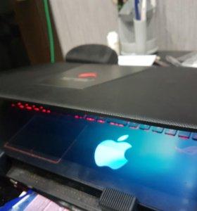 Игровой ноутбук ASUS ROG GL552JX