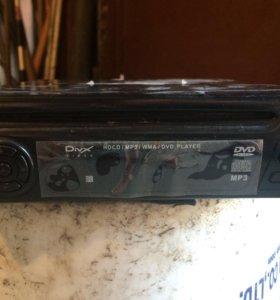 Автомагнитофон DVD