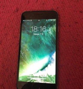 iPhone 6 64гб продам или обменяю