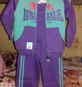 Спортивный костюм Lonsdale London 3-4 года