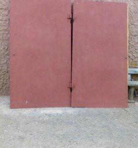 Гаражные ворота 2.50×2.70