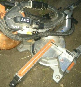Торцевая пила AEG PS 254L