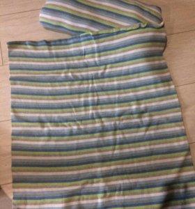 Продам комплект (подушечка и одеяло)