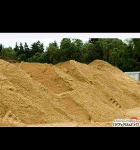 Доставка,песка, опилок , дров березовых