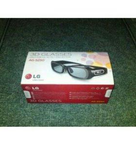3d очки LG ag-s250 обмен
