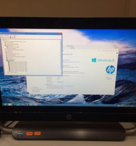Моноблок HP ENVY 23 TouchSmart AIO PC