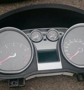 Приборка Форд Фокус 2