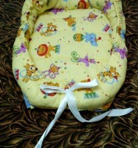 Гнездышко для малыша ( фото для примера)