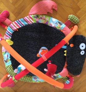 Развивающий коврик Ebulobo