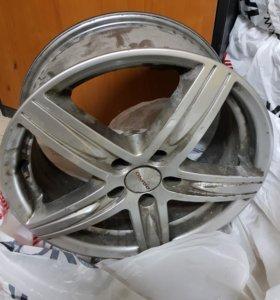 4 диска 16 на Chevrolet Cruze Opel Astra и тд
