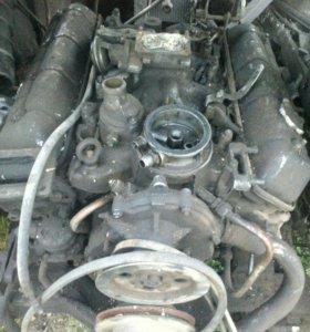 Двигатель с ПАЗика. И ГАЗ 52