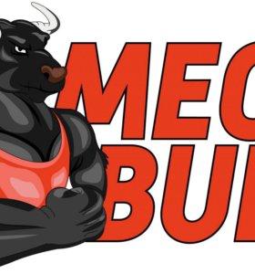 Спортивное питание Megabull