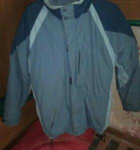 Куртка и туфли