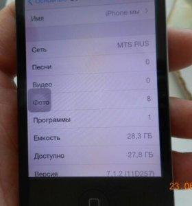 IPhone 4 на 32гб
