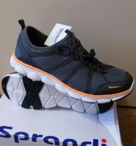 Новые кроссовки Sprandi