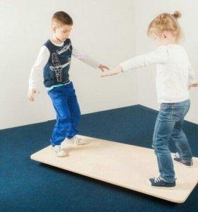 Занятия для детей с баламетриксом