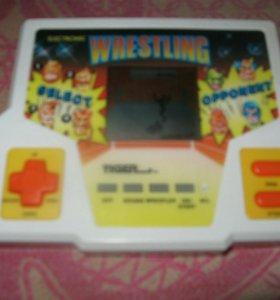 Tiger (электроника) wrestling