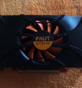 Palit GeForce GTS 450 (512mb)